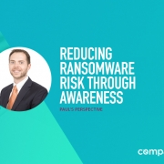 Reduce ransomware risk with awareness - Compass MSP